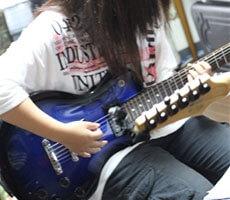 ビギナーギター レッスンの様子2